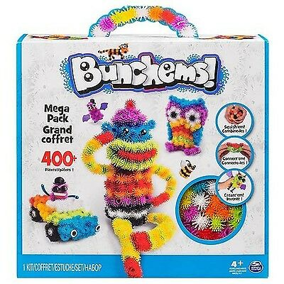 Bunchems Mega Pack Squish Connect And Create Activity New Free Post