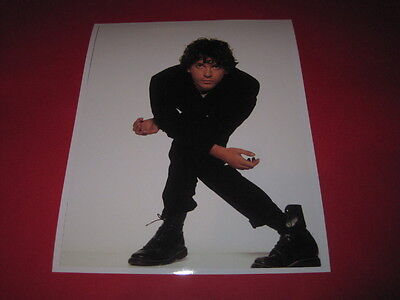 MICHAEL HUTCHENCE OF INXS  10x8 inch lab-printed photo P/8153