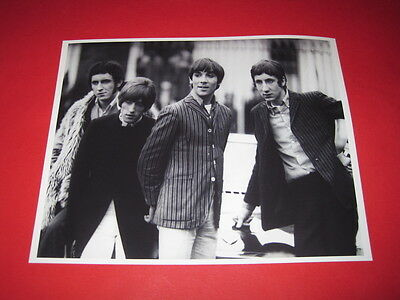 THE WHO KEITH MOON  10x8 inch lab-printed photo P/8189