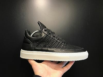 Filling Pieces Low Top Cane Black