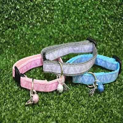 Deathly Hallow Pastel Harry Potter Cat Kitten Puppy Small Dog Collar
