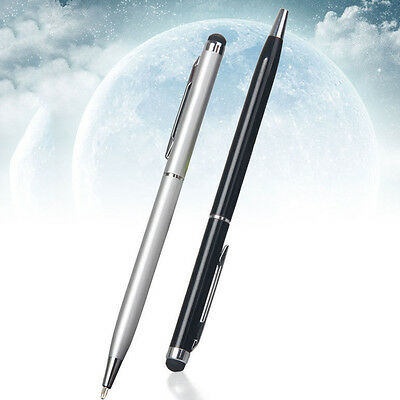 Ballpoint Capacitive Touch Screen Stylus For Samsung iPhone Tablet PC S-Pen