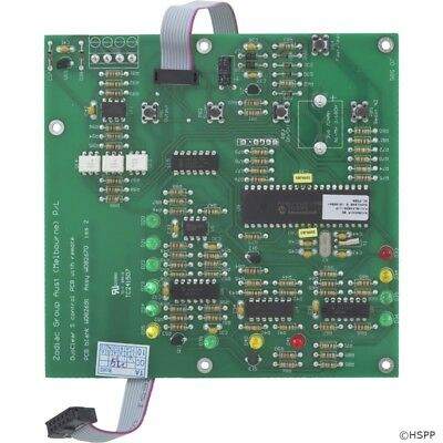 PCB Assembly, Zodiac DuoClear S Control