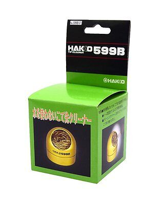 Hakko 599B-01 Soldering Tip Cleaner Wire type New Japan