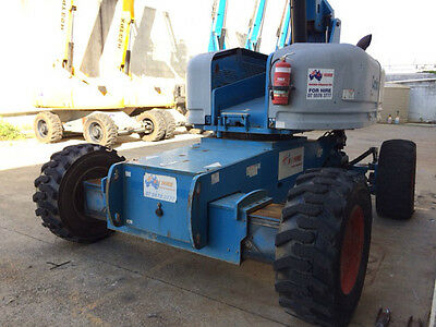 Genie S85 Telescopic Boom Lift