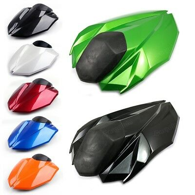 6 Different Style Pillion Rear Seat Cover Cowl ABS for Kawasaki Z800 2012-2015