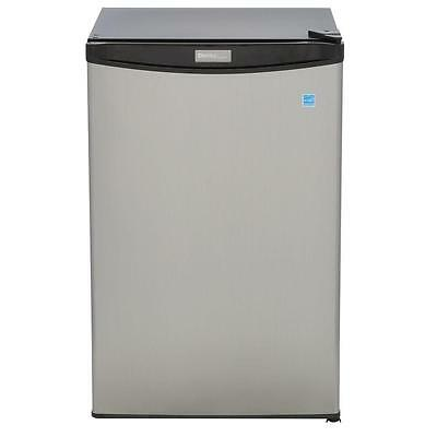 Danby 4.4 cu. ft. Mini Refrigerator in Stainless Look