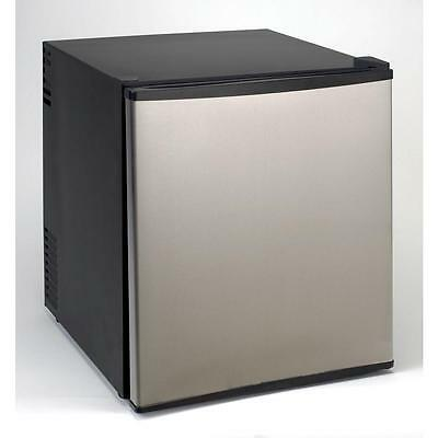 1.7 cu. ft. Superconductor Mini Refrigerator in Stainless Steel with AC/DC