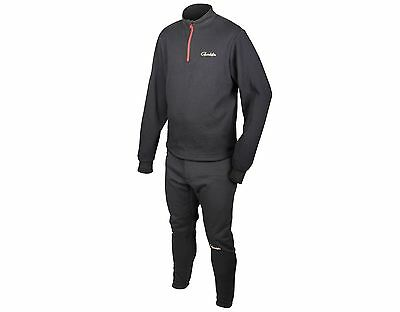 Gamakatsu Thermal Inner Suit (top+pant) / 100% Polyester / Fleece lining