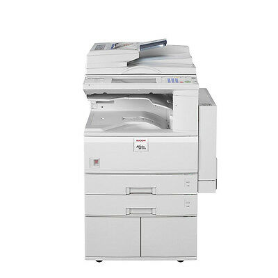 Ricoh Aficio MP 3500 B/W Copier Printer Scanner A3 MFP Laser MP 4500