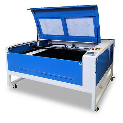 NEW! 80W Laser Cutting & Engraving Machine working size 1400*900mm