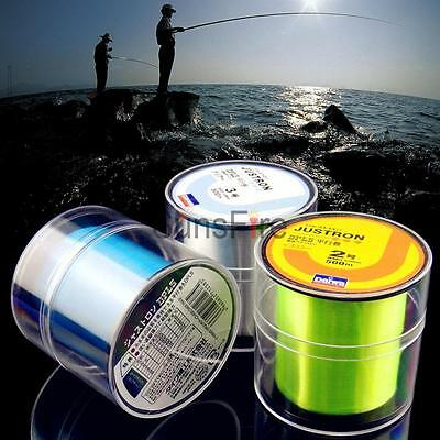 500M Rock Sea Thread  Daiwa Nylon Durable Monofilament Bulk Spool Fishing Line