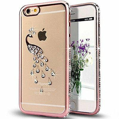 IPHONE 8 / 7 & IPHONE 8 / 7 PLUS TPU Soft Electroplating Ultra Thin Back  cover