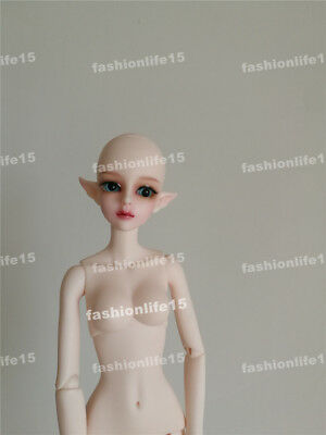 1/6 Bjd Doll SD soom asia Free Face Make UP+Eyes-human body