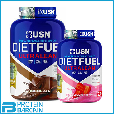 USN Diet Fuel Meal Replacement Weight Loss Shake 1-2kg Slimming Shake!!