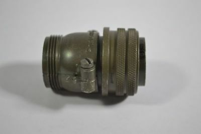 Amphenol MS3106B20-29S Circular Connector 17-Pin Female  USED