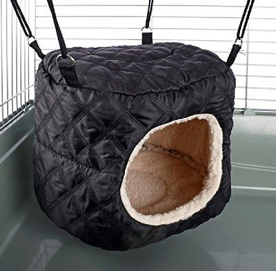 Huge Rodent-Hive Rat Ferret Chinchilla Igloo Bed House Snuggle Up Hammock Toy