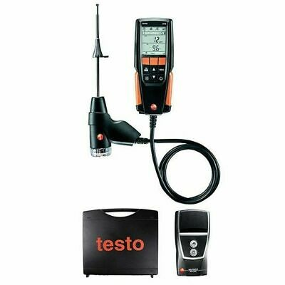 Testo 310 (0563 3110) Residential Combustion Analyzer Kit with Printer