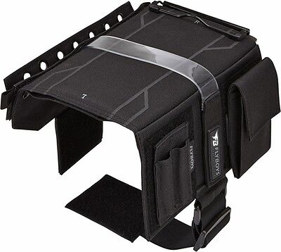 Flyboys Reversible Pilot Kneeboard with Clipboard - FB3316-BLK