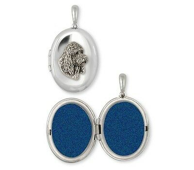 Pbgv Petit Brussels Griffon Vendeen Photo Locket Silver Dog Jewelry GV3-V