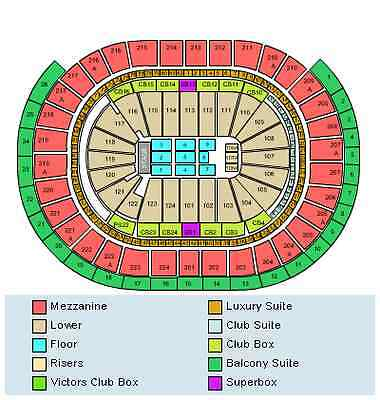 1-14 Tickets Red Hot Chili Peppers 2/13/17 Wells Fargo Center - PA