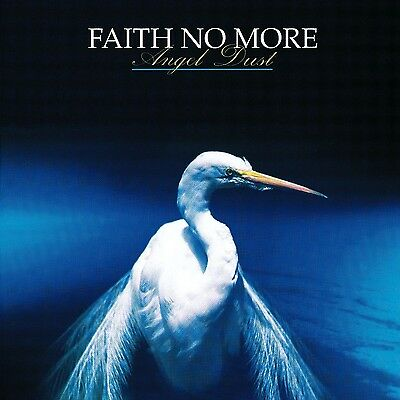 FAITH NO MORE - ANGEL DUST Album Cover POSTER 12x12