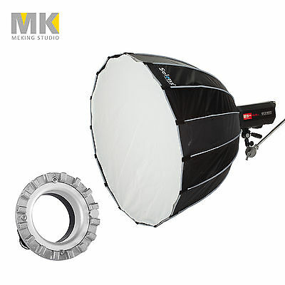 Professional Selens 150cm Hexadecagon Softbox with Profoto Mount Speed Ring