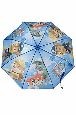 Paw Patrol Umbrella Brolly Marshall Character Chase Blue Boys Winter Official