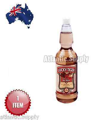 LUCKY TIGER BAY RUM AFTER SHAVE LOTION SCENT 473 ml. - AUS SELLER