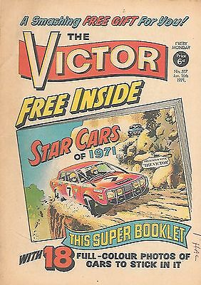 The Victor 517 (Jan 16, 1971) high grade copy