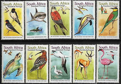 South Africa - #1140-49(10)  -  Mint