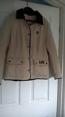 Girls Paul's Boutique Jacket Size Medium Approx Age 13