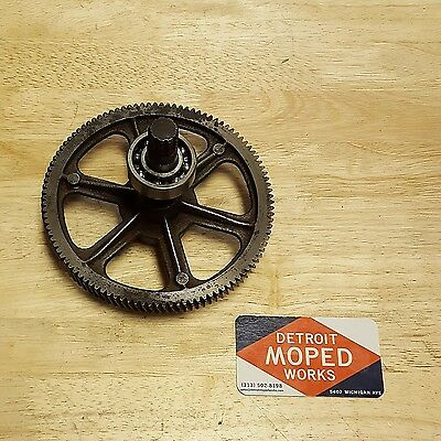 Puch e50 Countershaft Gear with Bearings for Puch mopeds
