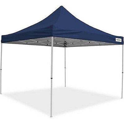 Caravan Sports 10'x10' Instant Canopy Kit Tent Shelter Cover Shade Navy Blue