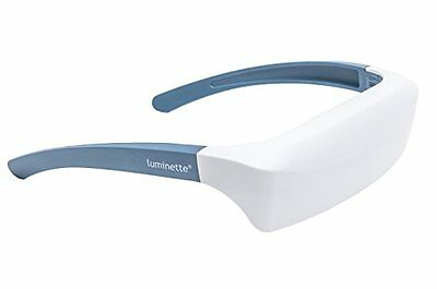Luminette 2 - Portable Lightweight Wearable Light Therapy Glasses Device - NEW