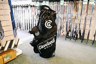 "Cleveland Stand Bag Black ""Brand New"" #653427089662"
