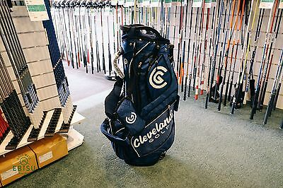 """Cleveland Stand Bag Navy """"Brand New"""" #653427089679"""