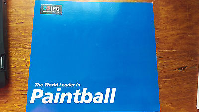20 Paintball Tickets for IPG (International Paintball Group)