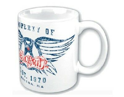 # Aerosmith - Property Logo - Official Boxed Mug
