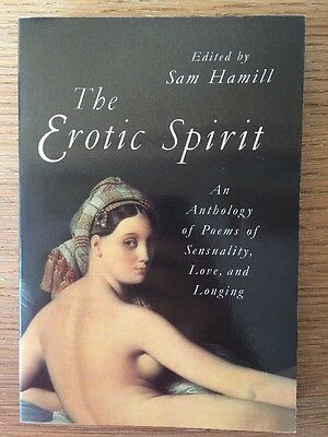 NEW The Erotic Spirit by Sam Hamill Paperback Book (English) Free Shipping