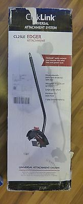 *New* Clicklink Universal Edger Attachment For String Trimmer CL25LE