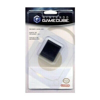 Genuine Nintendo Gamecube Memory Card (251 Block)