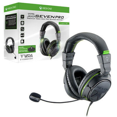 Turtle Beach Turtlebeach Ear Force XO SEVEN Pro Wired Headset for Xbox One NEW
