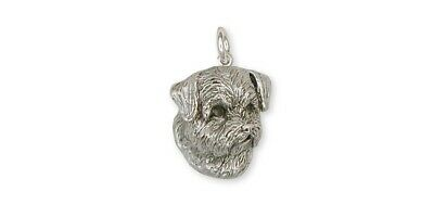 Norfolk Terrier Charm Jewelry Sterling Silver Norfolk Terrier Charms And Norfolk