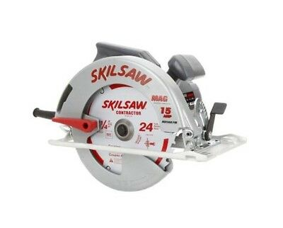 Skil Magnesium Circular Saw 15-Amp 7-1/4 in. Corded Electric Blade Power Tool