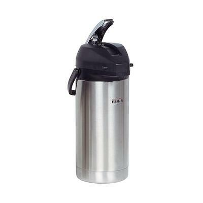 Bunn Airpot Stainless Steel 3.8 l Carafe Stainless Steel Easy To Transport