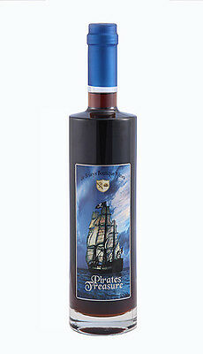 De Brueys Boutique Wine Pirates Treasure Rum & Chocolate Liqueur Home-made