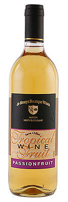 De Brueys Boutique Wine Australian Passionfruit Wine White Medium Dry / Sweet