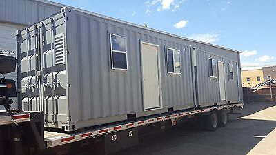 20' FT  Bunk-House -160 Sqft - Brand New - Made in USA by UCH