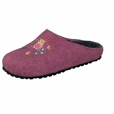 096e0aa915c22 softwaves 542 153 fille chaussons chouette rose fuchsia chaussons